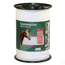 Polytape white 40mm 200m